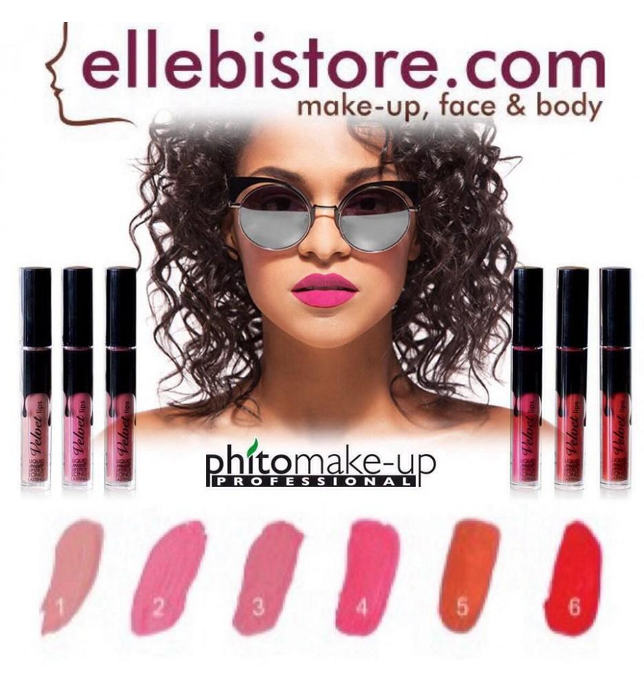 Velvet Lips Mat Long Lasting - Make-Up - Cinecittà..