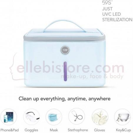Steril Pro UV LED Portabile - Xanitalia Pro - Protezione e Sicurezza Quotidiana